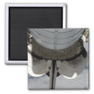 The aft portion of the Space Shuttle Endeavour 2 Magnet