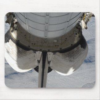 The aft portion of the Space Shuttle Endeavour 2 Mouse Pad