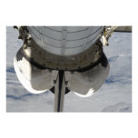The aft portion of the Space Shuttle Endeavour 2 Photo Print