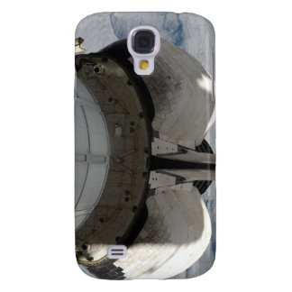 The aft portion of the Space Shuttle Endeavour 2 Samsung Galaxy S4 Cover
