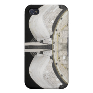 The aft portion of the Space Shuttle Endeavour Case For iPhone 4