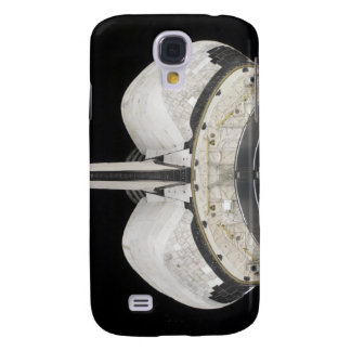 The aft portion of the Space Shuttle Endeavour Galaxy S4 Cover