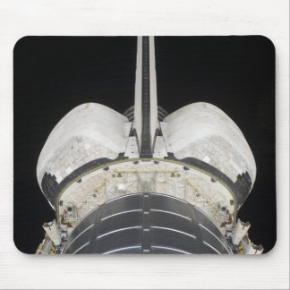 The aft portion of the Space Shuttle Endeavour Mouse Pad