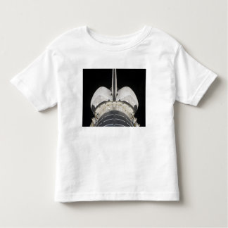 The aft portion of the Space Shuttle Endeavour Toddler T-shirt