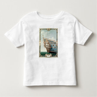 The Aftercastle of 'Le Soleil Royal' Toddler T-shirt