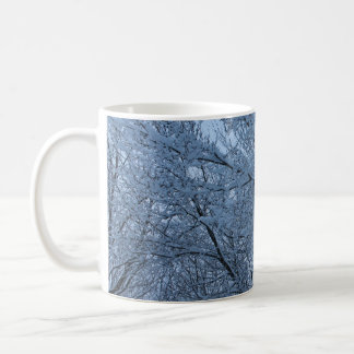 The Aftermath Of A Winter Storm Coffee Mug