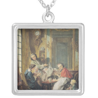 The Afternoon Meal, 1739 Custom Necklace