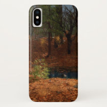 The Afternoon of the Year iPhone Case