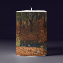 The Afternoon of the Year Pillar Candle