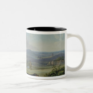 The Afternoon Shoot Two-Tone Coffee Mug