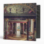 The Agate Room in the Catherine Palace 3 Ring Binder