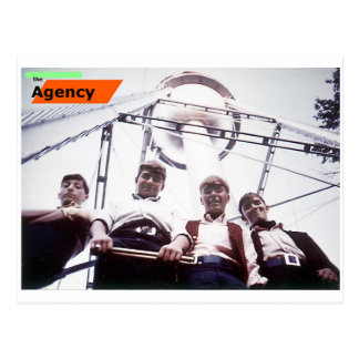 The Agency Postcard