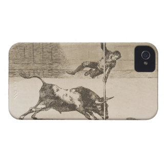 The Agility and Audacity of Juanito Apinani Goya Case-Mate iPhone 4 Case