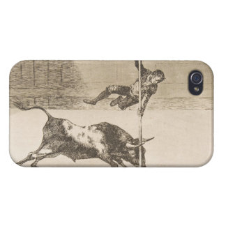 The Agility and Audacity of Juanito Apinani Goya Cover For iPhone 4
