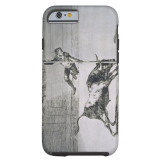 The agility and audacity of Juanito Apinani in the Tough iPhone 6 Case