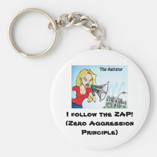The Agitator ZAP Keychain