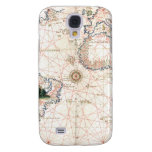 The Agnese Atlantic Chart Samsung Galaxy S4 Cover