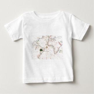 The Agnese Atlantic Chart T Shirt