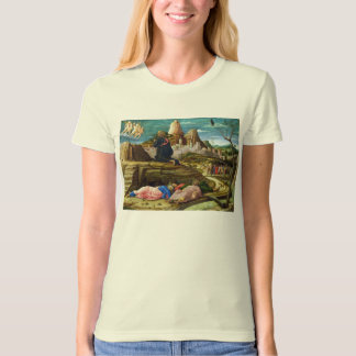 The Agony in the Garden by Andrea Mantegna T-Shirt