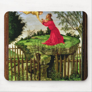 The Agony in the Garden, c.1500 Mouse Pad