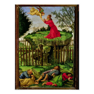 The Agony in the Garden, c.1500 Poster