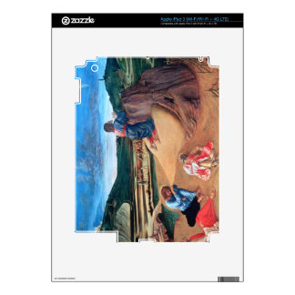 The Agony in the Garden iPad 3 Decal