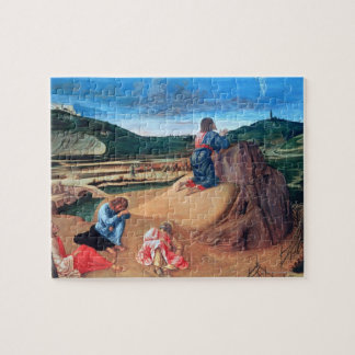 The Agony in the Garden Jigsaw Puzzle