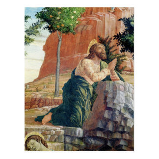 The Agony in the Garden Postcard