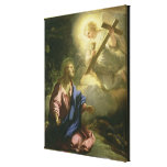 The Agony in the Garden Stretched Canvas Prints