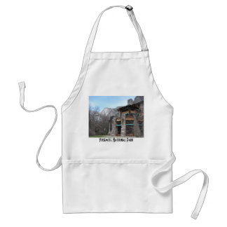 The Ahwahnee- Yosemite Adult Apron