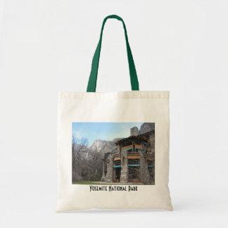 The Ahwahnee- Yosemite Tote Bag
