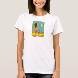 """The Air Line"" Ladies T-Shirt"