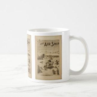 The Air Ship, 'A Spring Morning in Dawson City' Coffee Mug