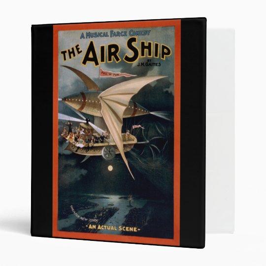 The Air Ship Binder