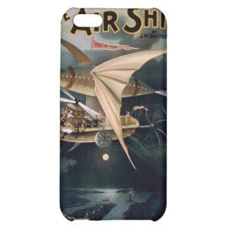 The Air Ship iPhone 5C Case