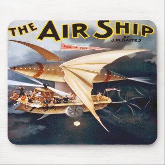 The Air Ship, Mousepad