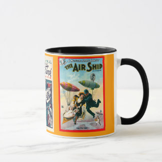 The Air Ship - Mug
