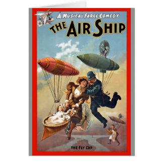 The Air Ship Redux Card