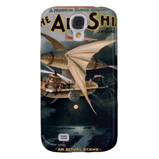 The Air Ship Samsung Galaxy S4 Cases