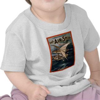 The Air Ship T-shirts