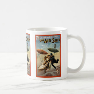 The Air Ship - The Fly Cop Coffee Mug