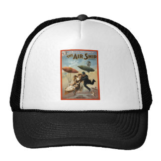 The Air Ship - The Fly Cop Hats