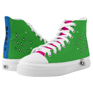 The Air unicorns High-Top Sneakers