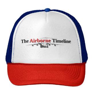The Airborne Timeline Trucker Hat