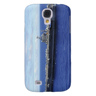 The aircraft carrier USS Abraham Lincoln 2 Galaxy S4 Cover
