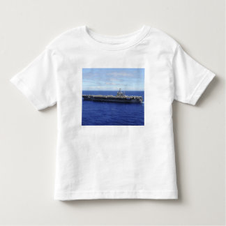 The aircraft carrier USS Abraham Lincoln 2 Toddler T-shirt