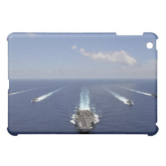 The aircraft carrier USS Abraham Lincoln iPad Mini Cover