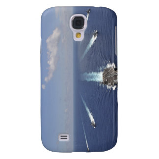 The aircraft carrier USS Abraham Lincoln Samsung Galaxy S4 Cover