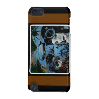 'the Airship Captain Forms a Plan' 4G Cellphone Sp iPod Touch (5th Generation) Case