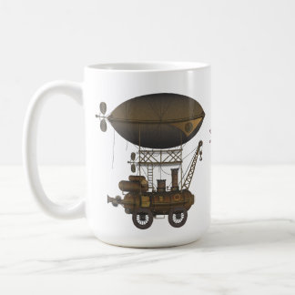 The Airship Douglas Industrial Flying Machine Coffee Mug